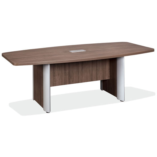 Boat Shaped Conference Table with Elliptical Base - Acorn Office Products - Office Source