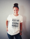 Assistant To The Assistant Manager UNISEX Shirt | The Office Shirt
