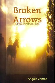 Broken Arrows: A Pepper Pot Collection - Angela James