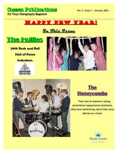 Load image into Gallery viewer, The Hollie & The Honeycombs: U.S. Vinyl Discography Magazine Vol 2 Issue 1