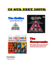 Load image into Gallery viewer, Gerry & The Pacemakers and Herman's Hermits U.S. Vinyl Discography Magazine Vol 1, Issue 9