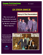 Gerry & The Pacemakers and Herman's Hermits U.S. Vinyl Discography Magazine Vol 1, Issue 9