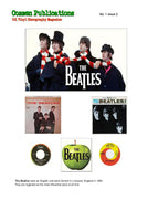 The Beatles -  U.S. Vinyl Discography Magazine - Vol. 1 Issue 2