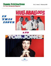 Load image into Gallery viewer, The Hullaballoos & Tom Jones: U.S. Discography Magazine - Vol. 2, Issue 2