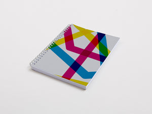 Bright Lines notebook