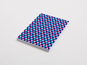 Zigzag notebook