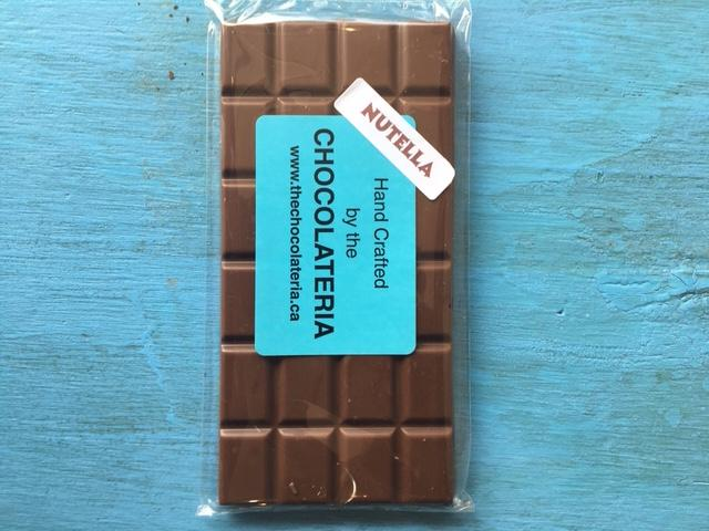 Nutella Chocolate Bar 110g