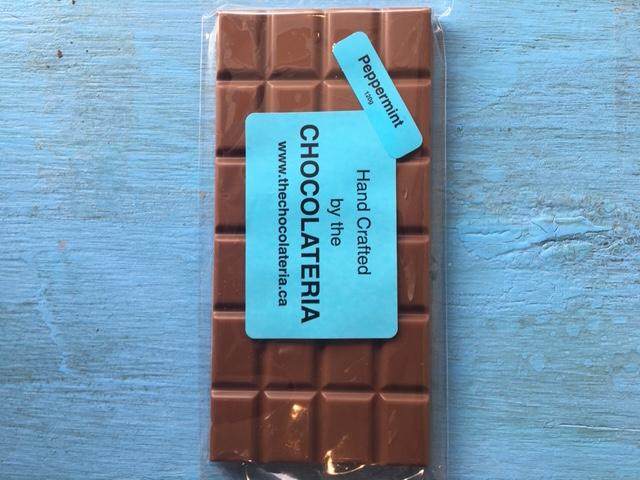 Peppermint Chocolate Bar 110g