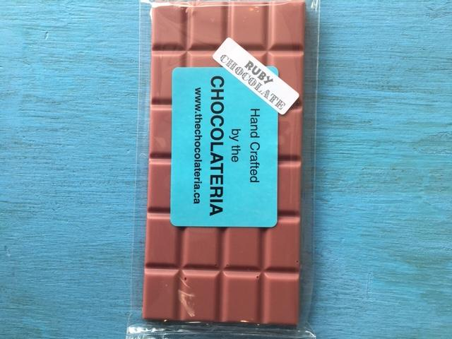 Ruby Chocolate Bar 110g