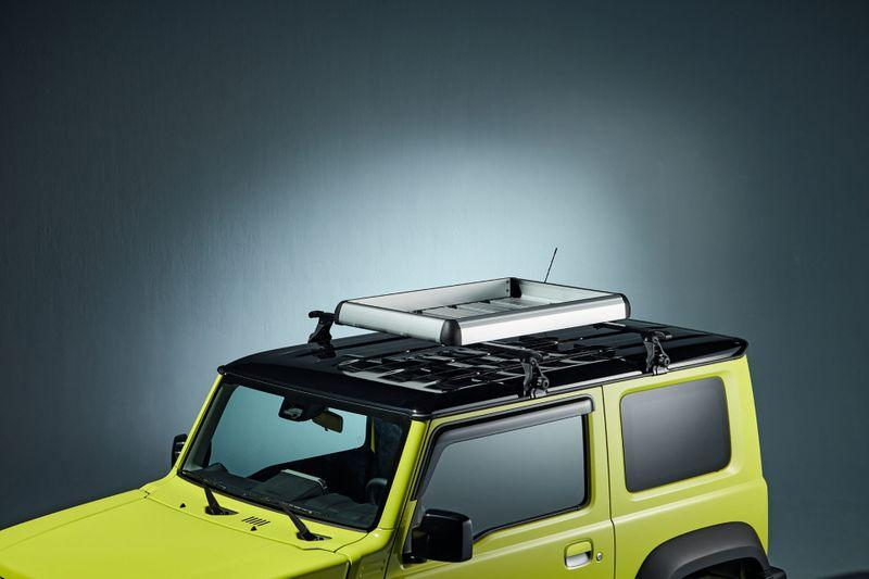 Suzuki Jimny Roof Load Basket