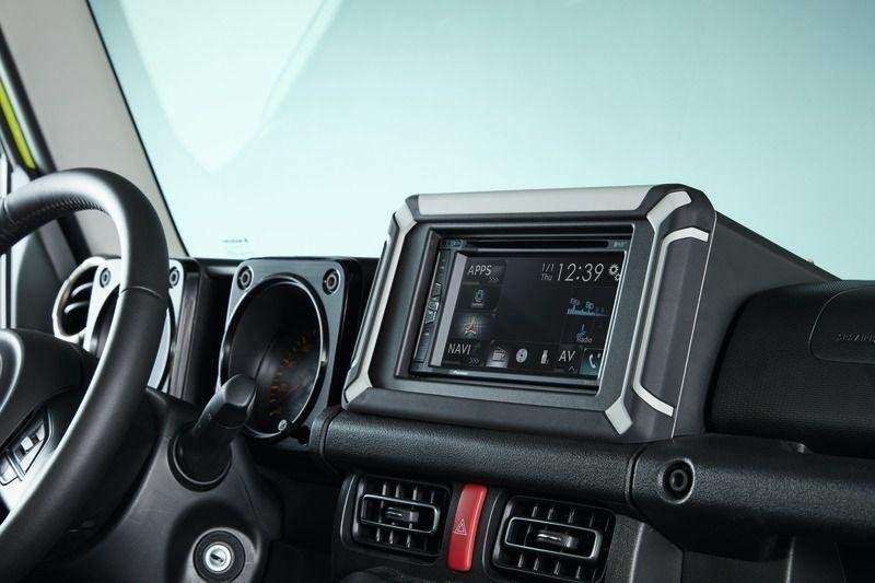 Suzuki Jimny Audio Unit Surround Trim
