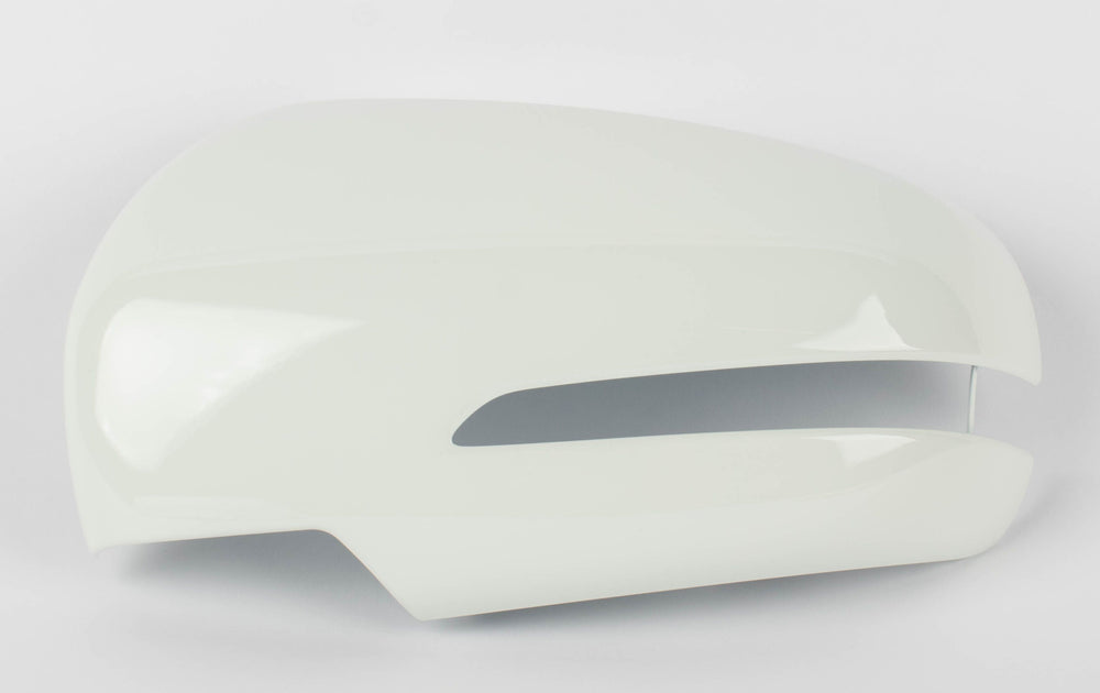 Suzuki Vitara Door Mirror Covers White (with Turn Signal)
