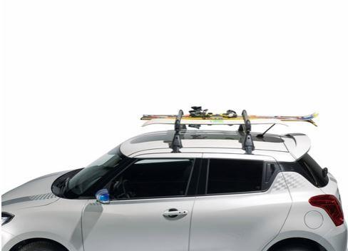 Suzuki Lockable Ski/Snowboard Carrier - 'Everest'