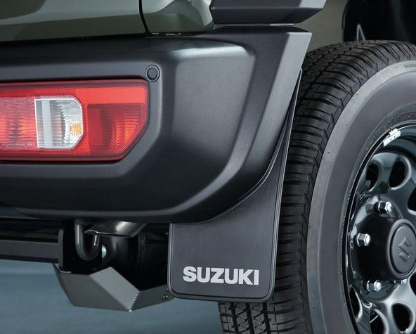 Suzuki Jimny Mudflap Set - Rear, Flexible