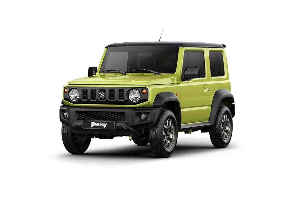 Suzuki Jimny Chrome Door Lock Knob