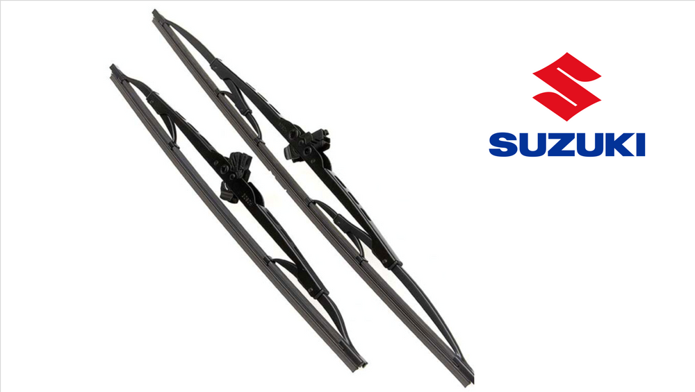 SUZUKI GRAND VITARA GENUINE FRONT WIPER BLADE SET
