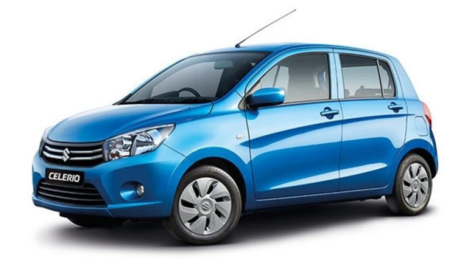 Suzuki 1.0 Celerio Second Service Kit