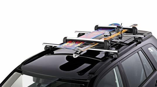 Suzuki SX4 S-Cross Lockable Ski/Snowboard Carrier