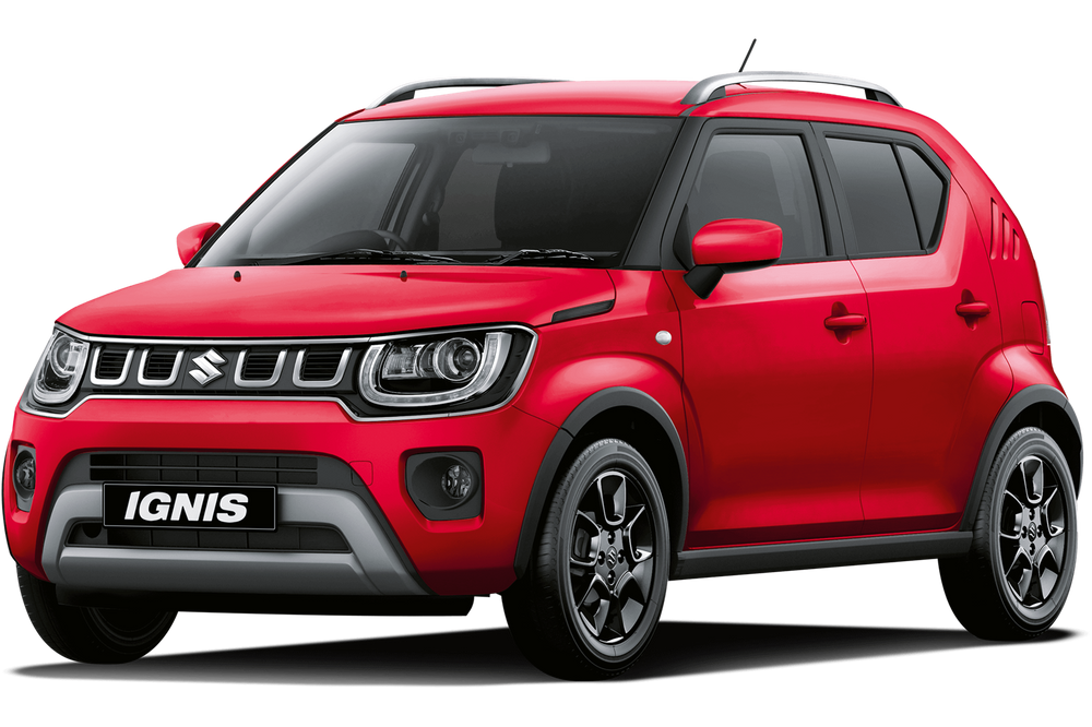 SUZUKI IGNIS FIRST SERVICE KIT