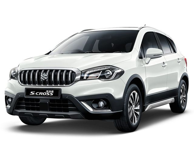 SUZUKI S-CROSS CITY PACK