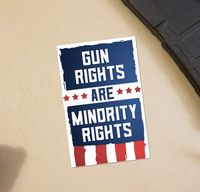 Gun Rights Are Minority Rights