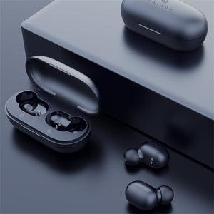 Haylou GT1 TWS Wireless bluetooth 5.0 Earphone HiFi Smart Touch Bilateral Call DSP Noise Cancelling Headphone from xiaomi Eco-System - onlineoutletuk