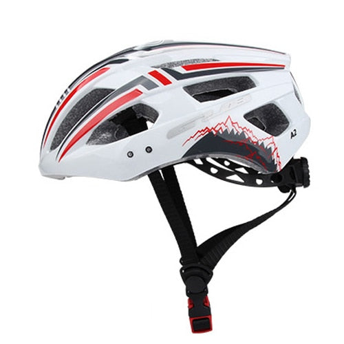 Rechargeable Bicycle LED Helmet - onlineoutletuk