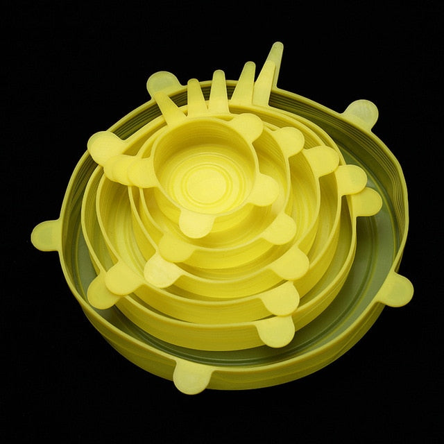 Silicone Lids For Bowl