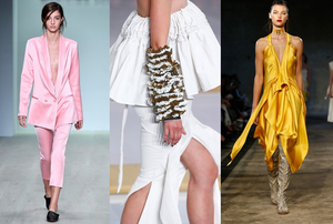 Top Trends from the Mercedes-Benz Fashion Week