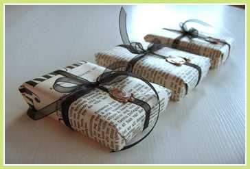 Eco-friendly gift wrapping ideas