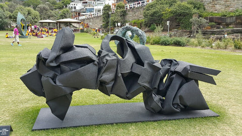 sculpture by the sea , bondi beach, pica lela