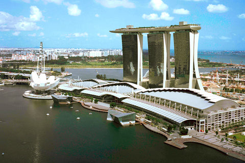 Marina Bay Sands TFWA Singapore