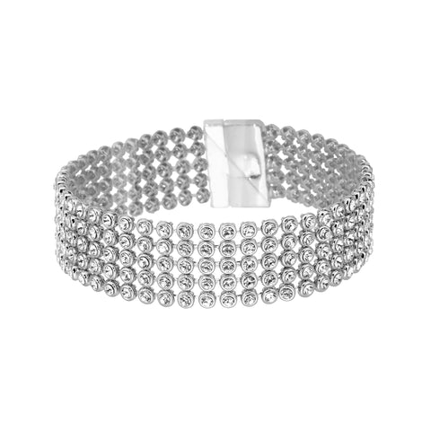 Sparkling bracelet for wedding