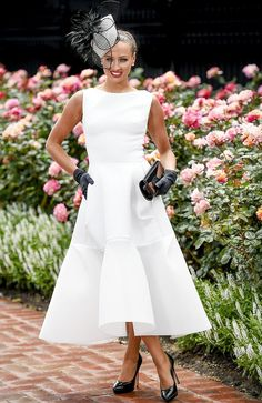 Melbourne Cup Races Classic Look
