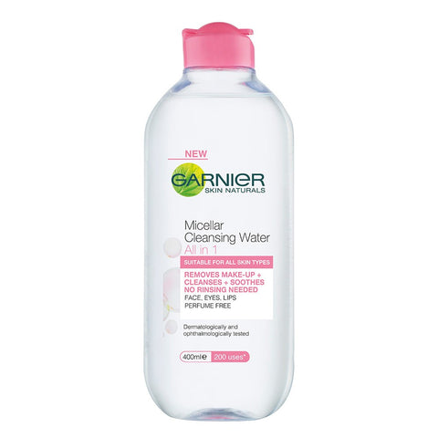 Beauty Tips Micellar Water