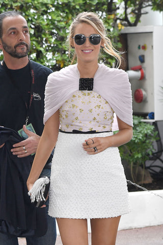 blake lively giambattista Valli Dress