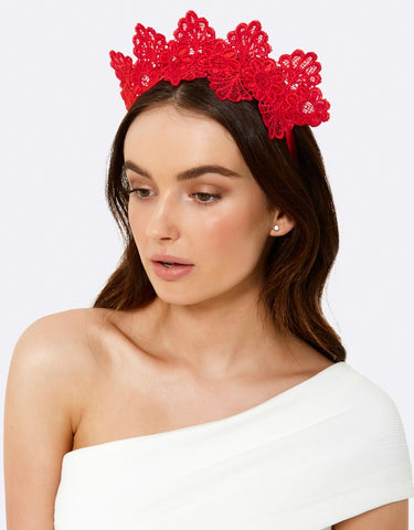 Melbourne Cup Races Shop Headpiece