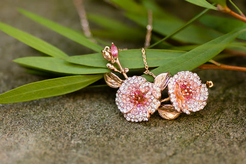 Pica LeLa Jewellery Utopia Collection Darling Rose Desert Rose