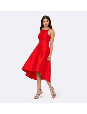 Melbourne Cup Races Red Dress
