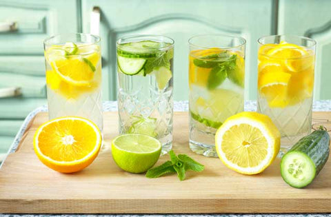 lemon and water,. morning routine, daily routine, health tips