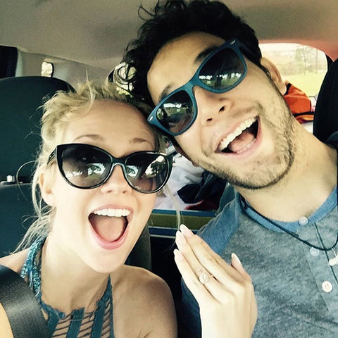 skylar astin and anna camp engagement