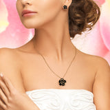 Royal Rose Jewellery Set