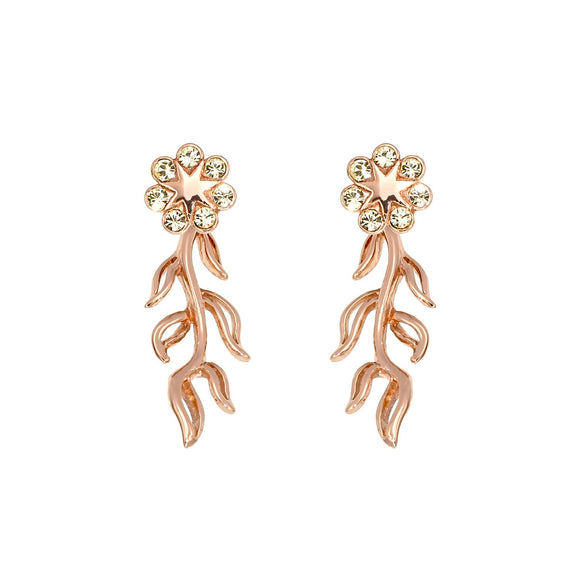 Golden Wattle Earrings
