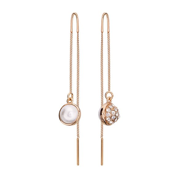 Vogue Pearl Earrings