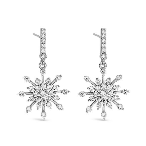 Snow Sparkle Earrings