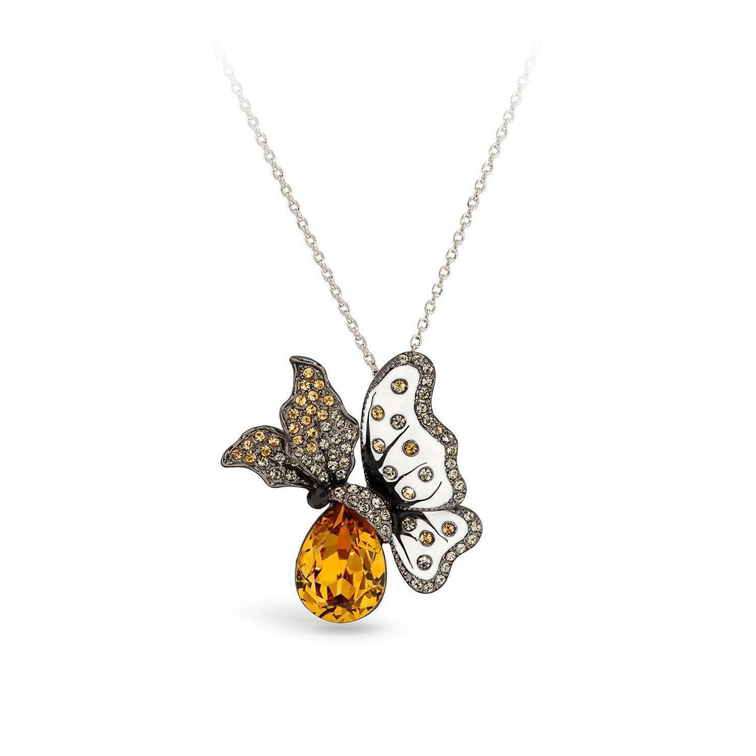 Butterfly Necklace / Pendant