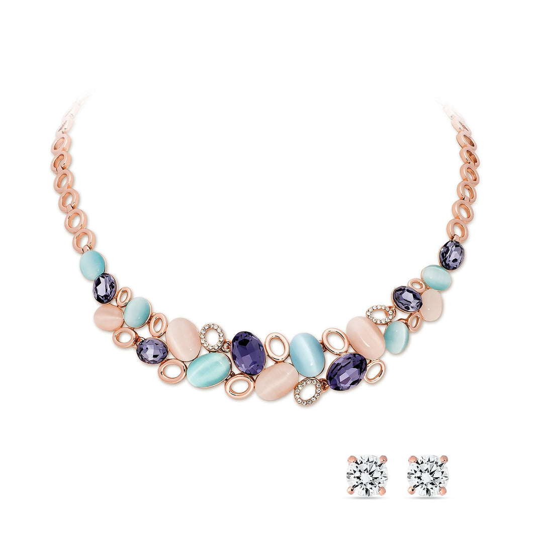 Esmeralda Jewellery Set