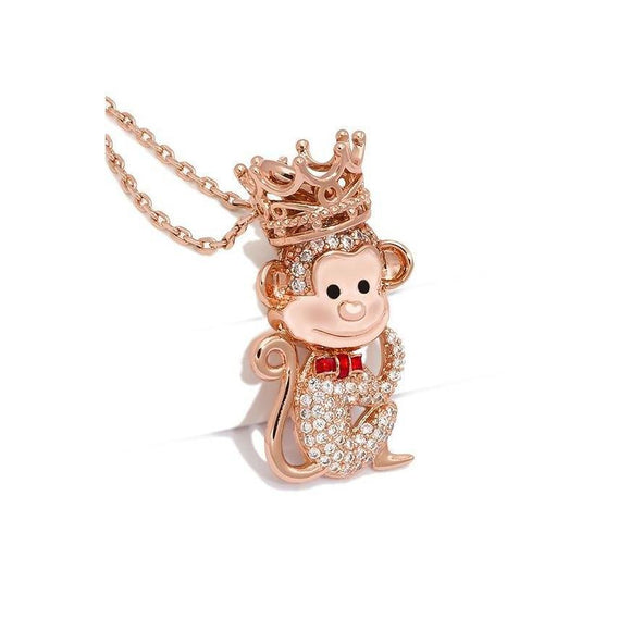 The Monkey King Necklace / Pendant