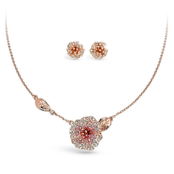 Desert Rose Jewellery Set