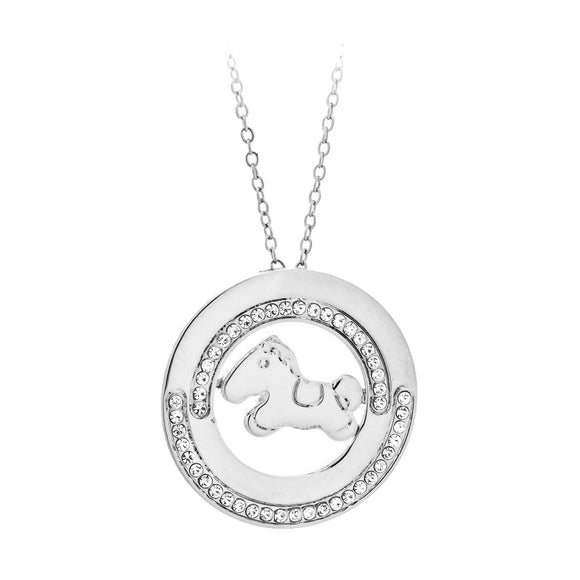 Merry-Go-Round Necklace / Pendant